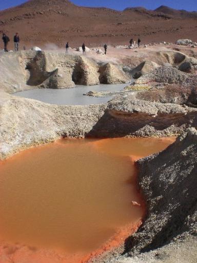 mineralen maken mooie kleuren
