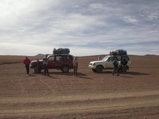 De jeeps - deel 2