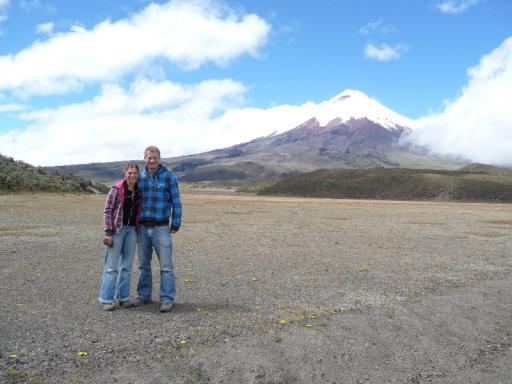 Majo & Daan en de vulkaan