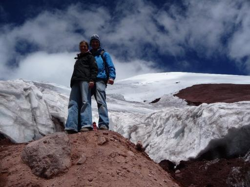 Majo & Daan vs. de vulkaan
