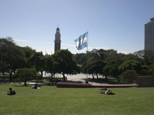 park in Buenos Aires