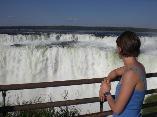 Garganta del Diablo, Puerto Iguazu, Argentinië