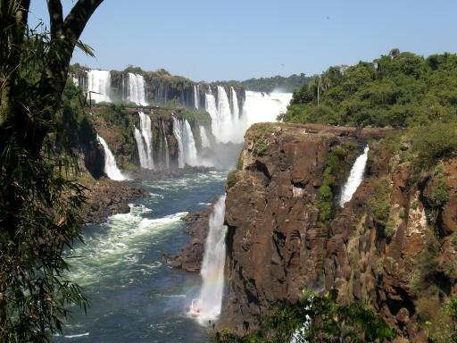 Puerto Iguazu, Argentinië