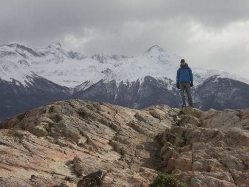 Daan op de berg