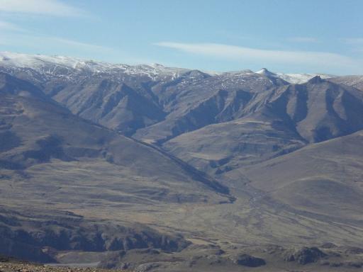 De bergen rondom El Chaltén