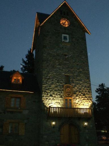 Zwitserse kerkje van Bariloche
