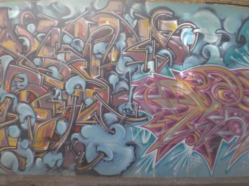 Valparaiso, graffiti 2
