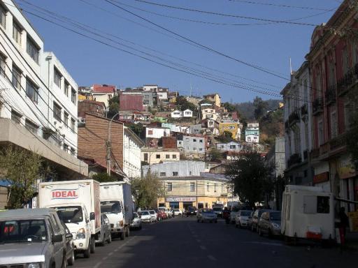 Valparaiso, straatje