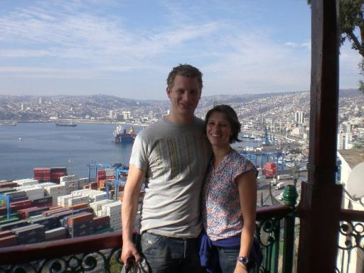 Valparaiso, daan en majo
