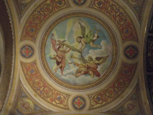plafond kathedraal