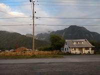 Streetview in Chaiten
