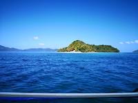 Vanaf de boot
