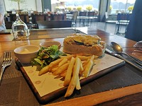 Ff luxe lunch @ two seasons