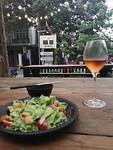 Cesar salade en rosetje @ the De brewery