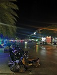 Ao Nang Krabi by night