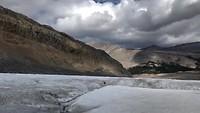 Op de gletsjer 1