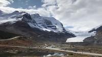 Gletsjer vanaf startpunt
