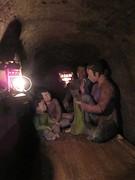 Nog meer creepy! Vinh Moc tunnels