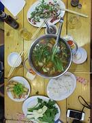 Vietnamese Hotpot! @ Dong Ha (de verkeerde Dong)