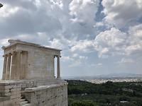 Het tempeltje van Athene