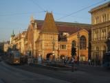 Straatbeeld Budapest
