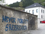 Never Forget Srebrenica