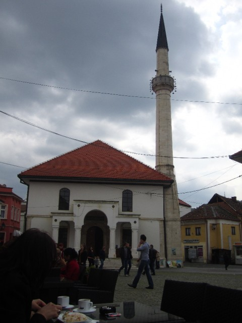 Moskee in Tuzla