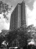 Hoogste gebouw in Europa dat onbewoond is
