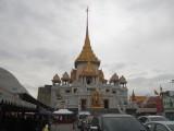 Tempel in het centrum van Bangkok