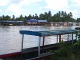 Zicht op het eiland Don Khon