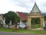Een van de vele moderne tempels