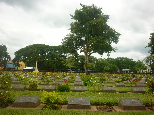 Militaire begraafplaats van Burma (Death) Railway