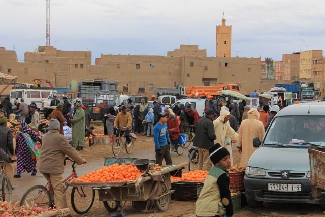 Markt in Rissani