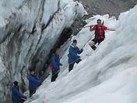 Ice hiken