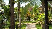 Onze verblijfplaats in Laos Ban Lao Villa
