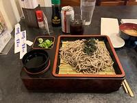 Sushi in Little Tokio