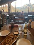 """Lekker gegeten bij een steakhouse met prachtig uitzicht """"!"""