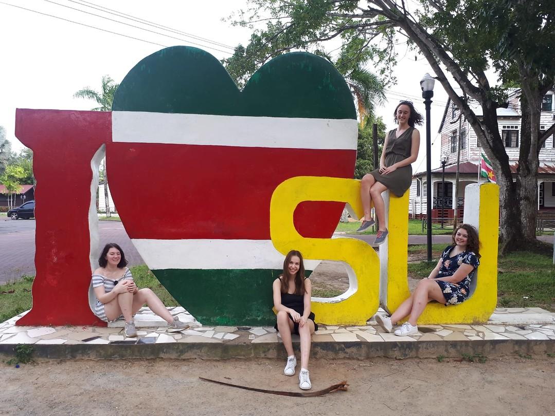 Ik hou nu al van Suriname