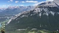 sulphur mountain wandeling