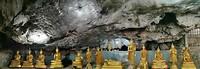 Boeddha in de Khao Pun Cave
