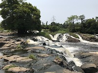 Lobe watervallen