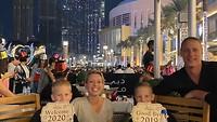 Dubai en Singapore