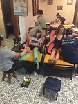 Thai footmassage