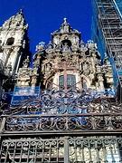 Hekwerk van kathedraal St.Jacques