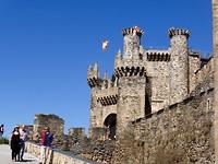 bastion van de Tempeliers in Ponferrada