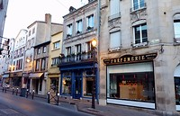 ons hotelletje in het centrum van Châlons
