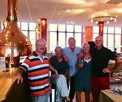 Willem en Cobie verrassen ons bij aankomst in Moissac