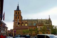 kathedraal Sta. Maria, een bouwwerk in verschillende stijlen