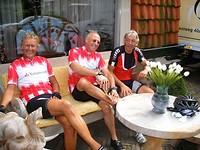 Willem, Gert en Bert hebben er zin in