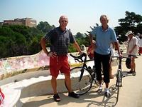 sightseeing Barcelona op de fiets